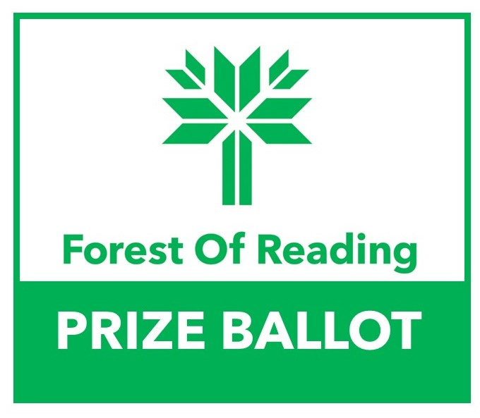 Forest of Reading Prize Ballot Button