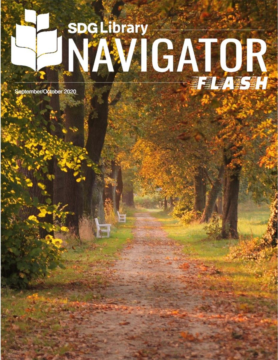 Navigator Magazine September October Issue