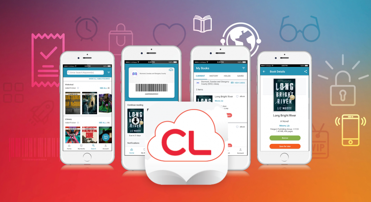 cloudlibrary user guide mobile apps
