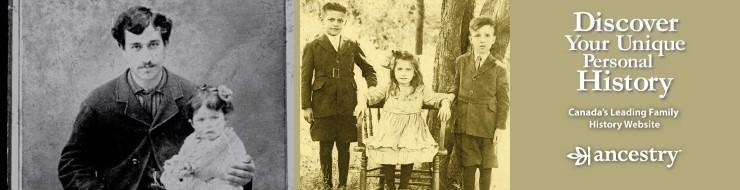 Discovery your unique personal history. Canada's leading family history website. Ancestry.