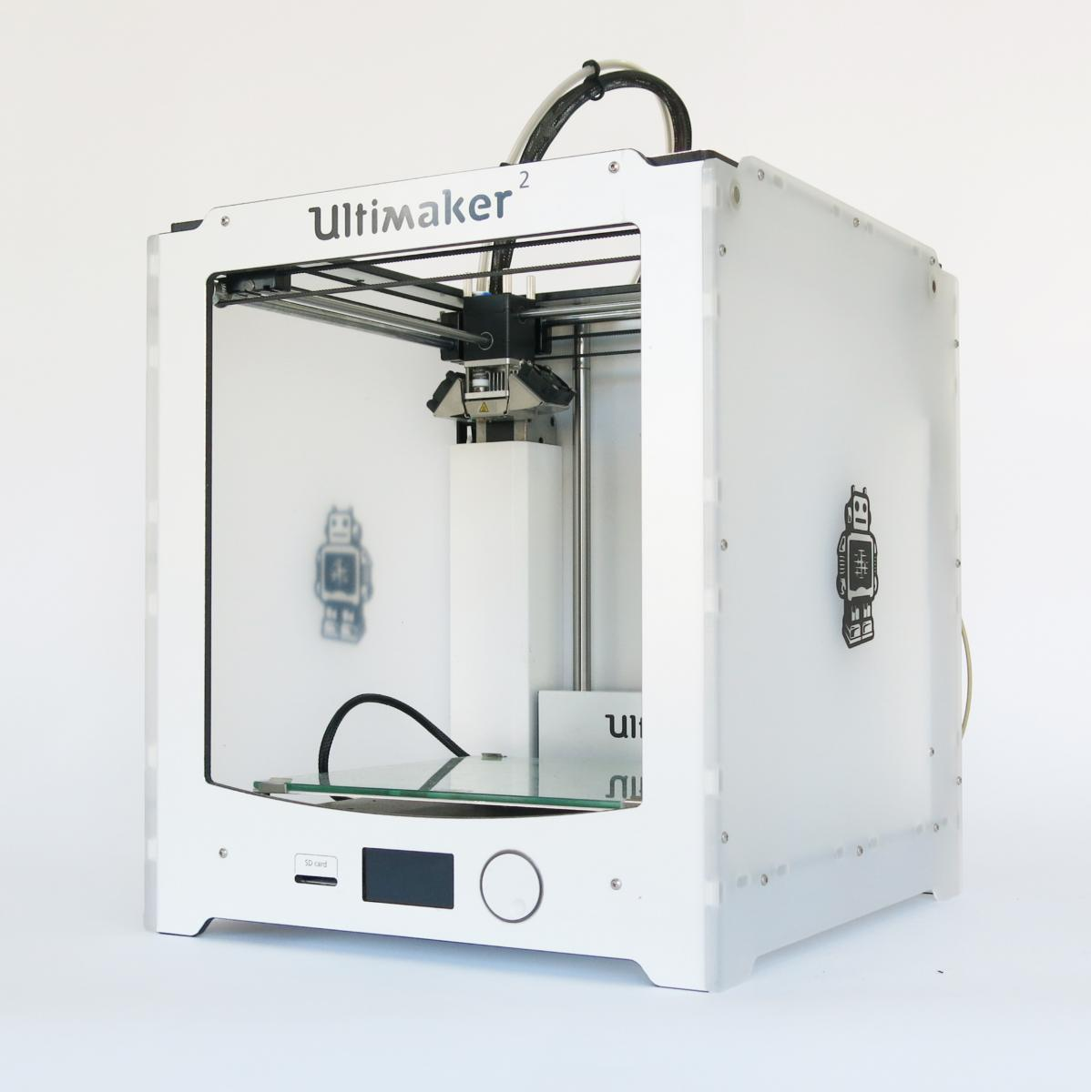 The SD&G County Library uses Ultimaker 3D Printers.